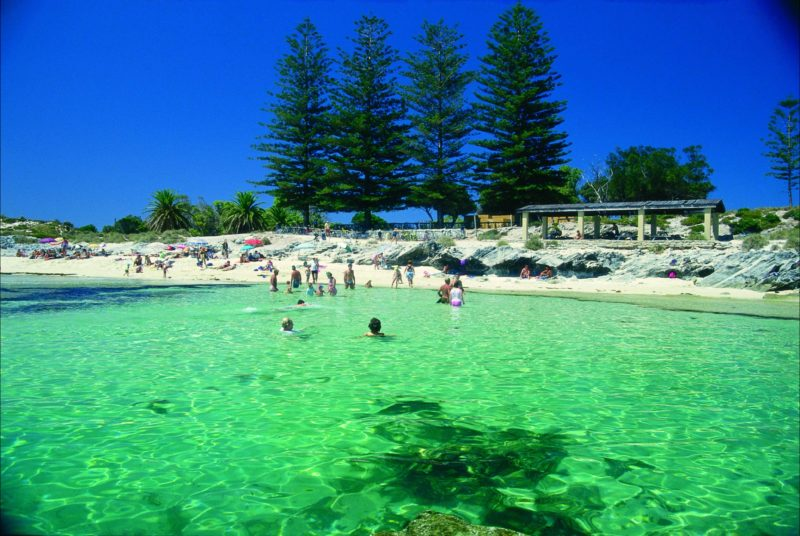 The Basin , Rottnest Island, Western Australia
