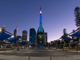 The Bell Tower, Perth, Western Australia