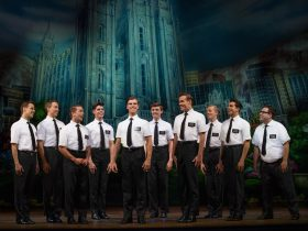 The Book of Mormon, Perth, Western Australia