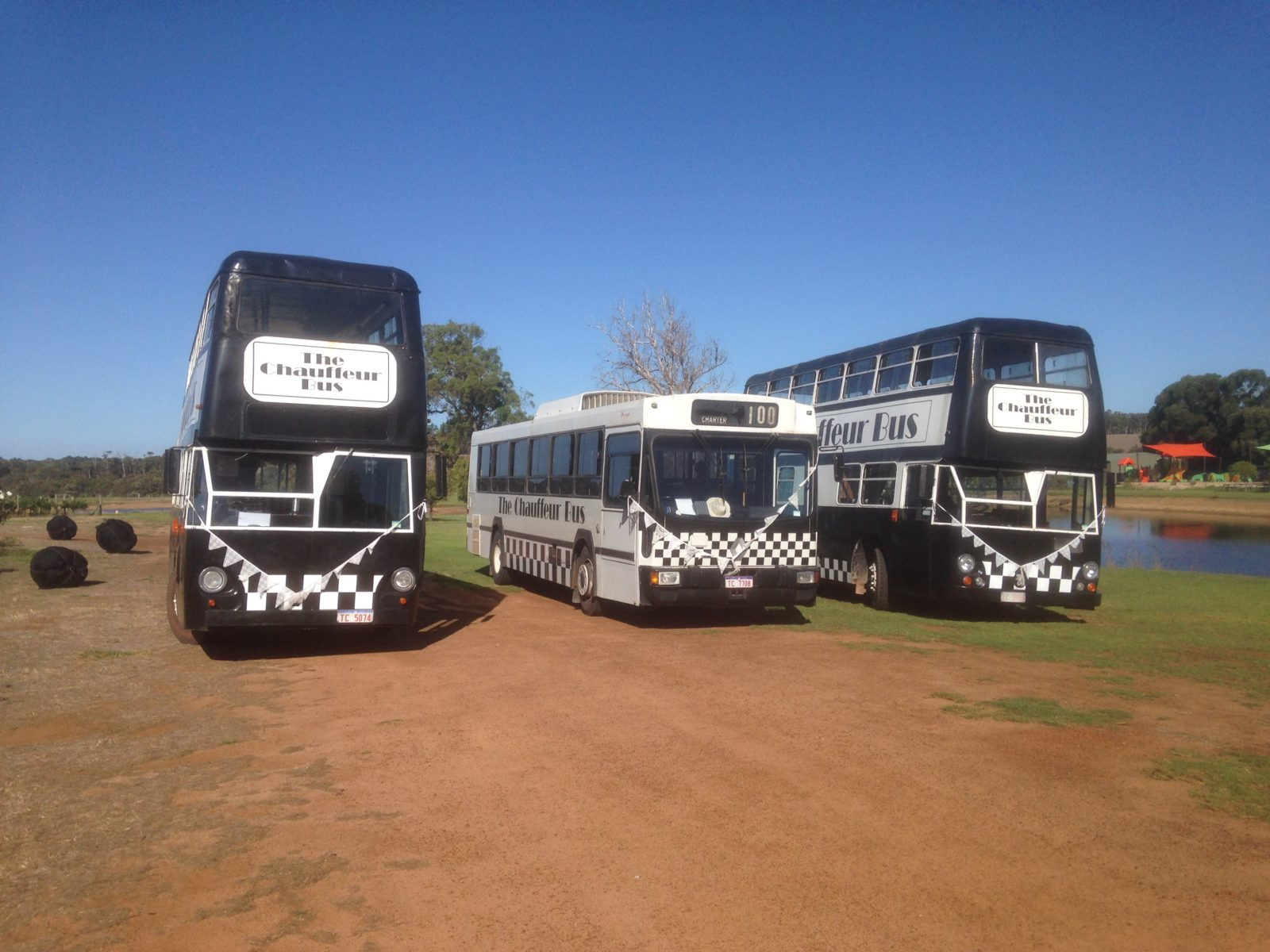 The Chauffeur Bus, Margaret River, Western Australia