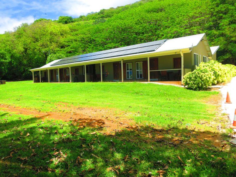 The Cocos Padang Lodge, Christmas Island