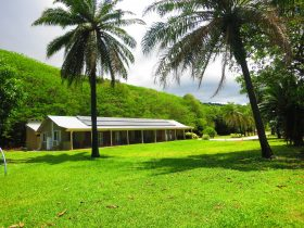 The Cocos Padang Lodge, Christmas Island, Western Australia