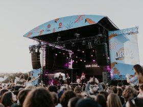 The Drop Festival, Busselton, Western Australia