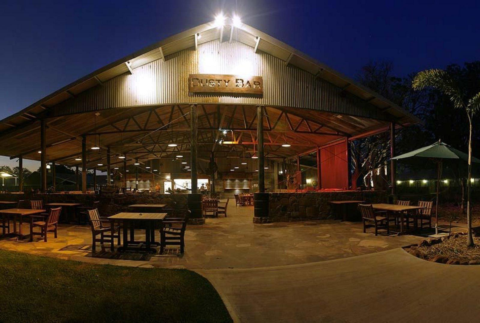 The Dusty Bar and Grill, Kununurra, Western Australia