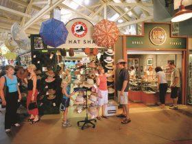 E Shed Markets, Fremantle, Western Australia