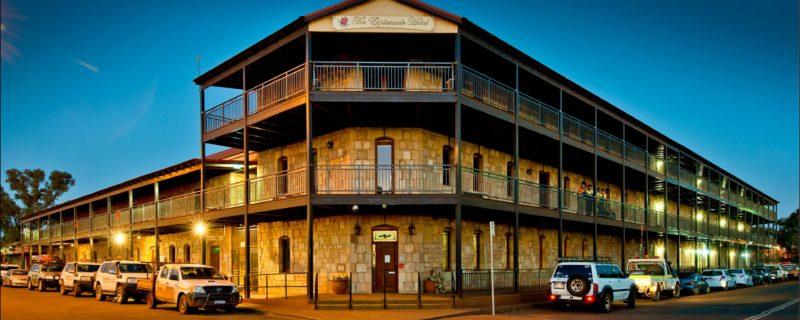 The Esplanade Hotel, Port Hedland, Western Australia