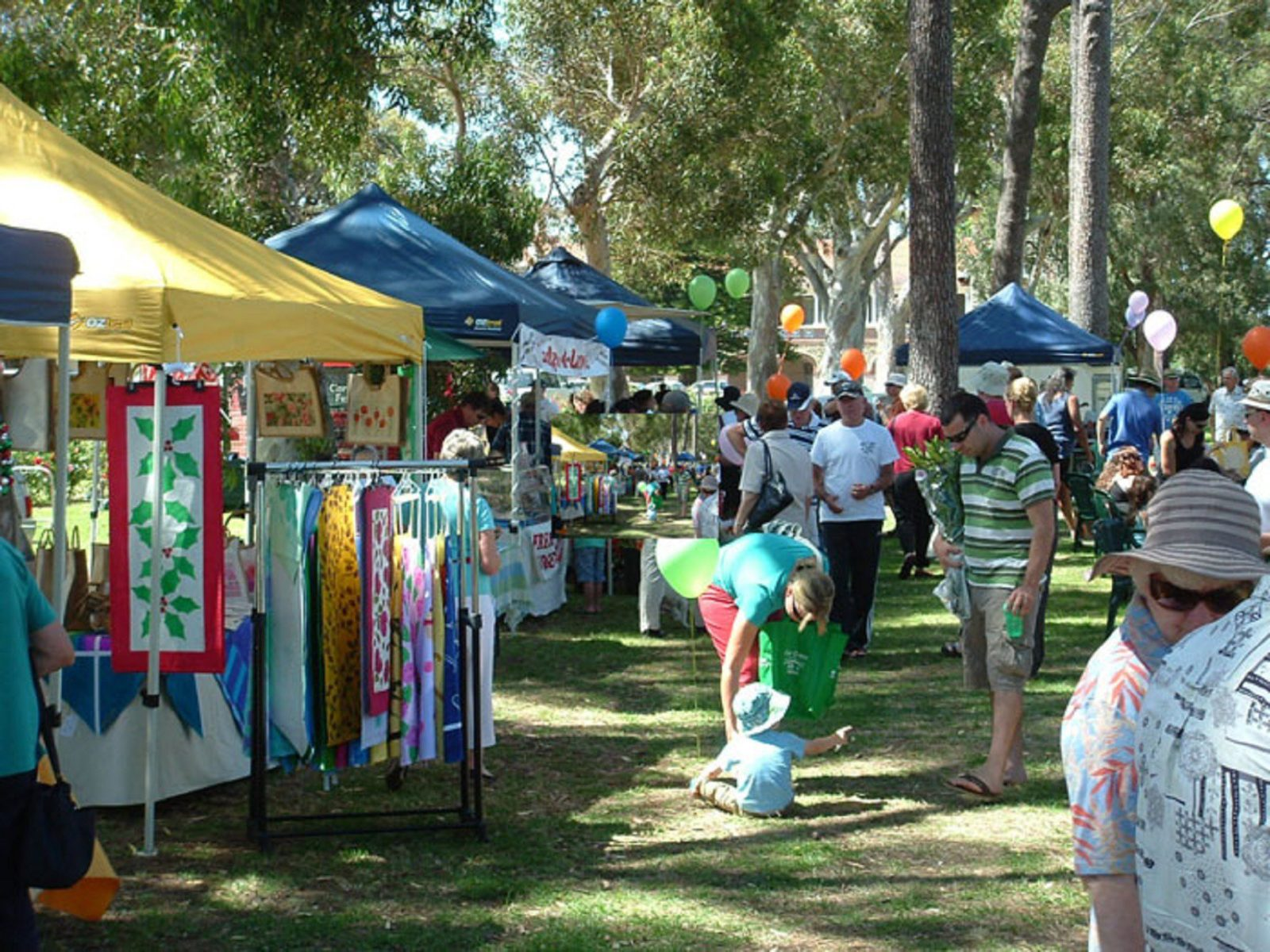 The Farmers Market on Manning, Waterford, Western Australia