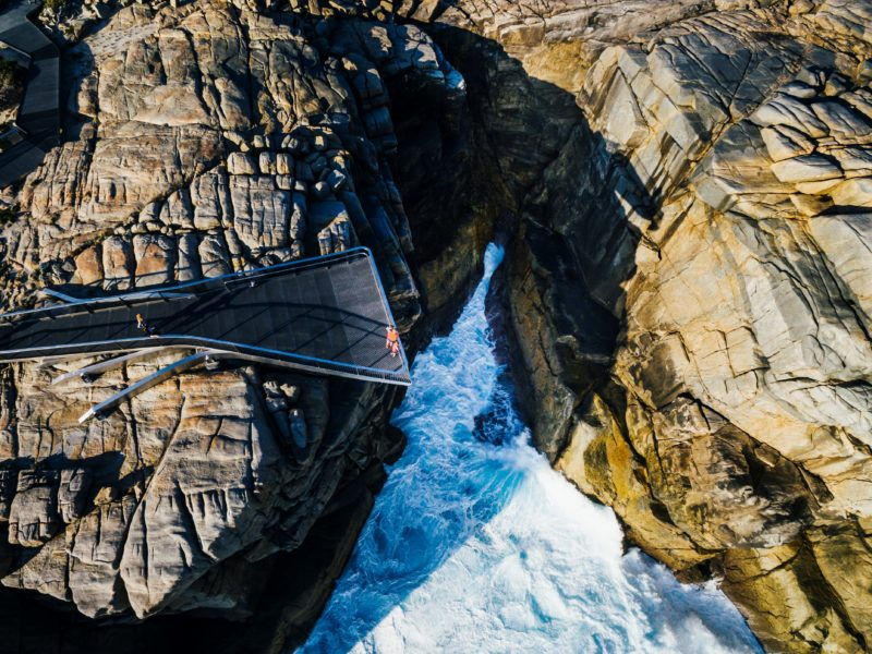 The Gap and Natural Bridge, Albany, Western Australia