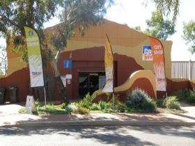 The Great Beyond Visitor Centre, Laverton, Western Australia