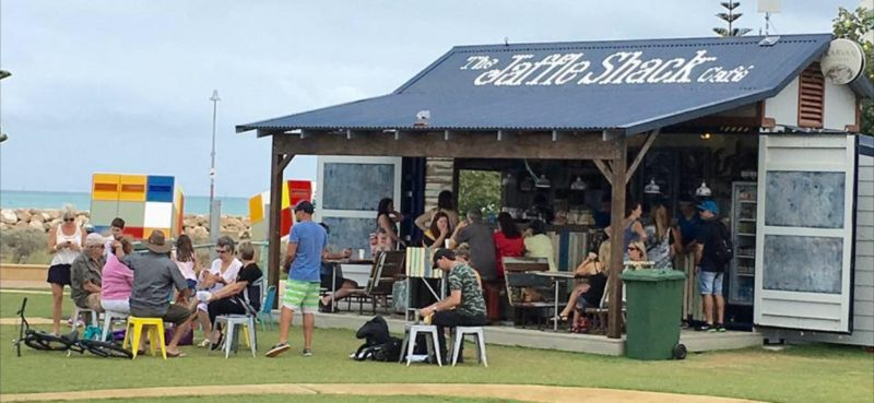 The Jaffle Shack, Geraldton, Western Australia