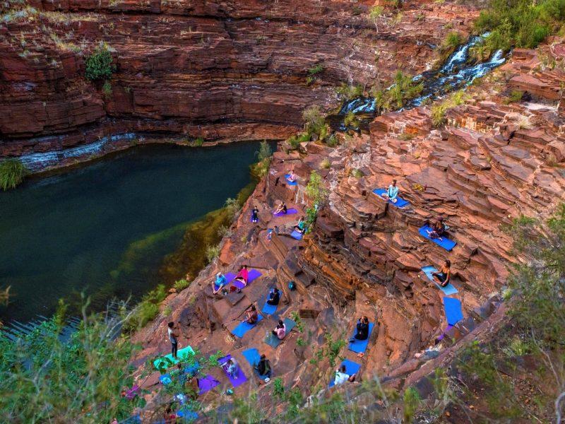 The Karijini Experience, Karijini, Western Australia