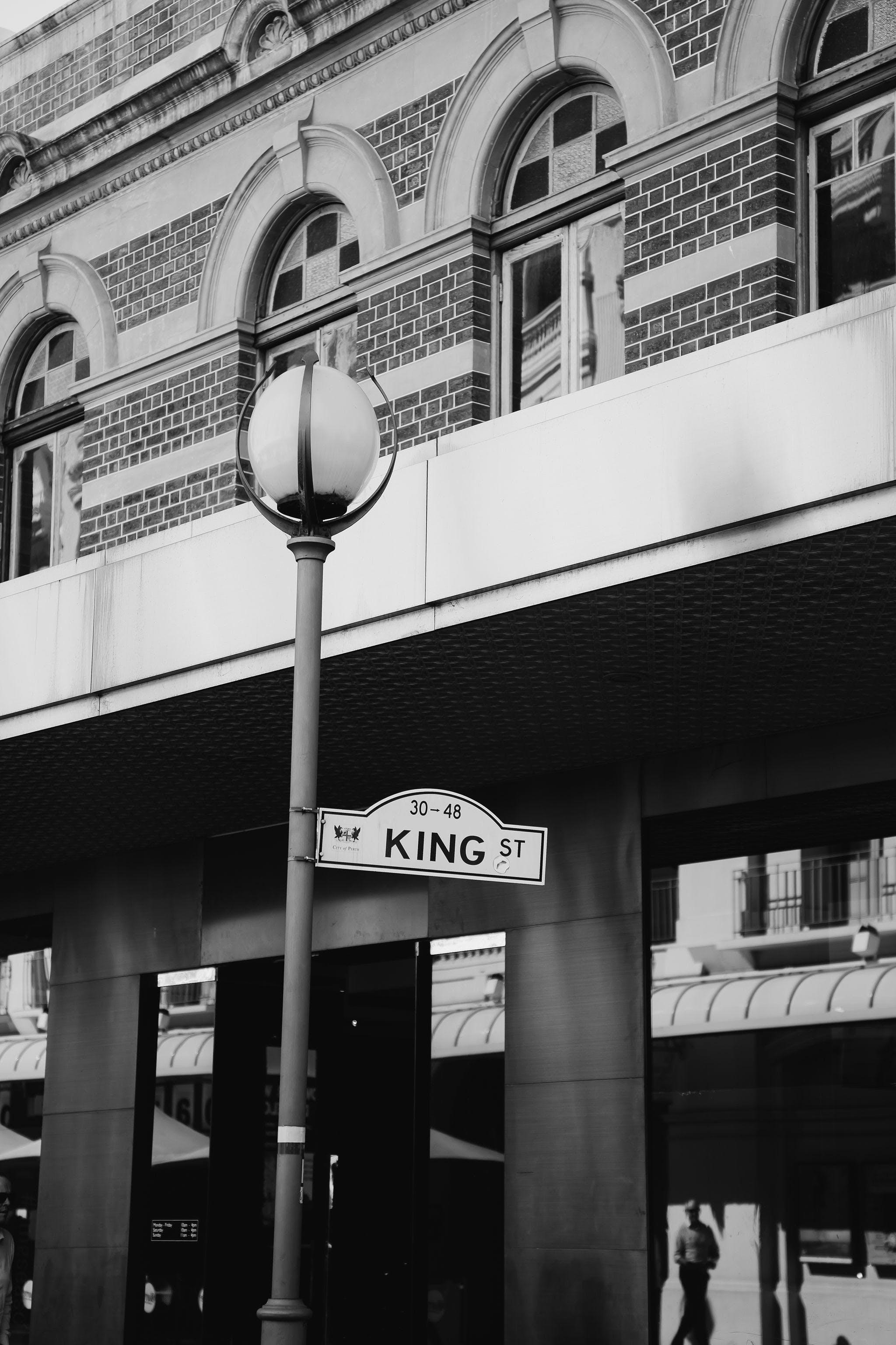 The King Street Precinct, Perth, Western Australia
