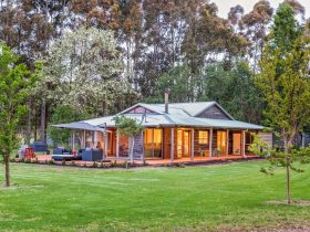 The Lake House, Witchcliffe, Western Australia