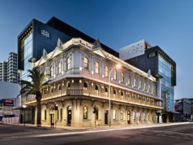 The Melbourne Hotel, Perth, Western Australia