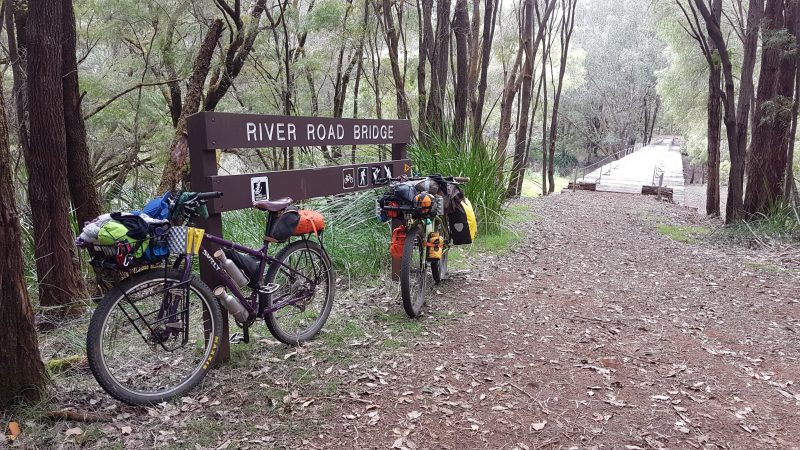 The Munda Biddi Trail, Pemberton, Western Australia