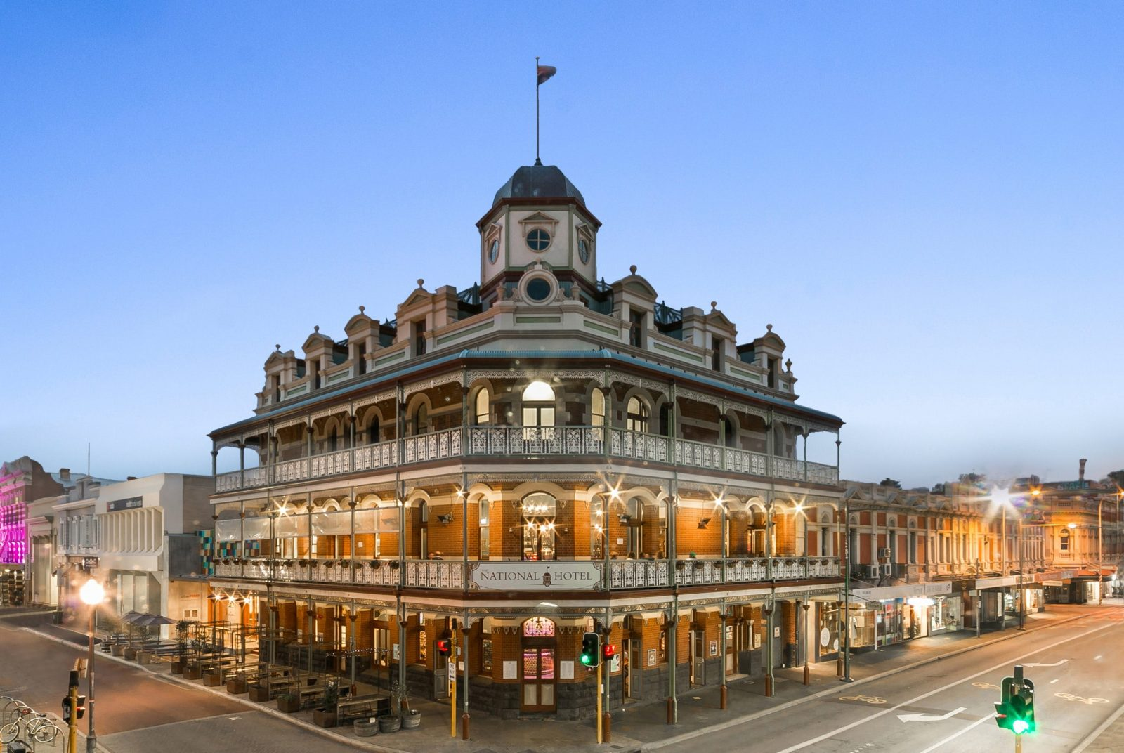 The National Hotel, Fremantle, Western Australia