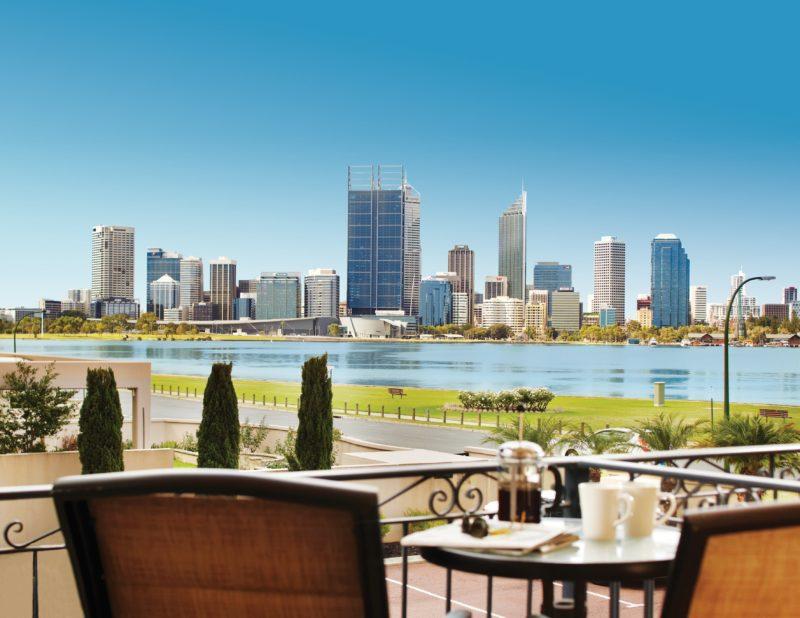 The Peninsula, South Perth, Western Australia