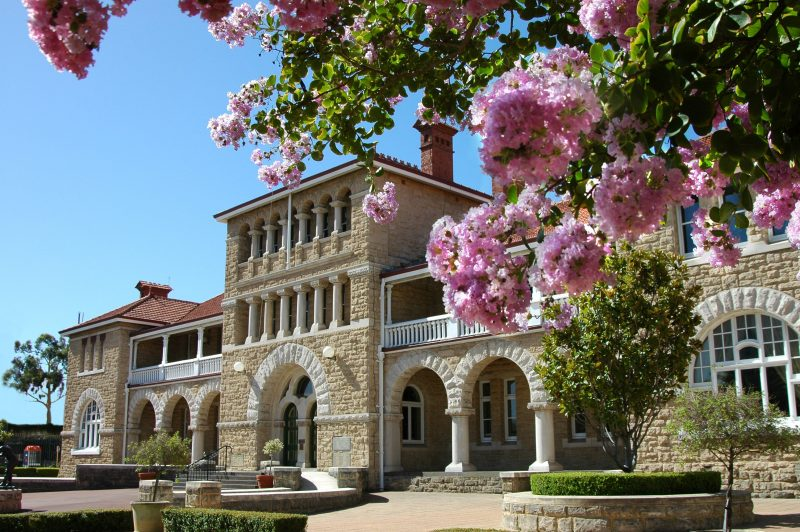 The Perth Mint, Perth, Western Australia