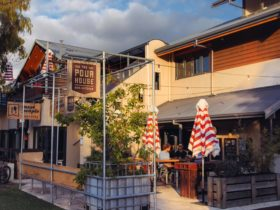 The Pour House Bar and Kitchen, Dunsborough, Western Australia