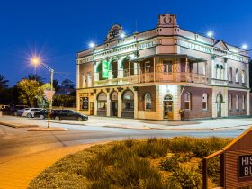 The Recreation Hotel, Boulder, Western Australia