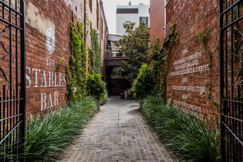 The Stables Bar, Perth, Western Australia