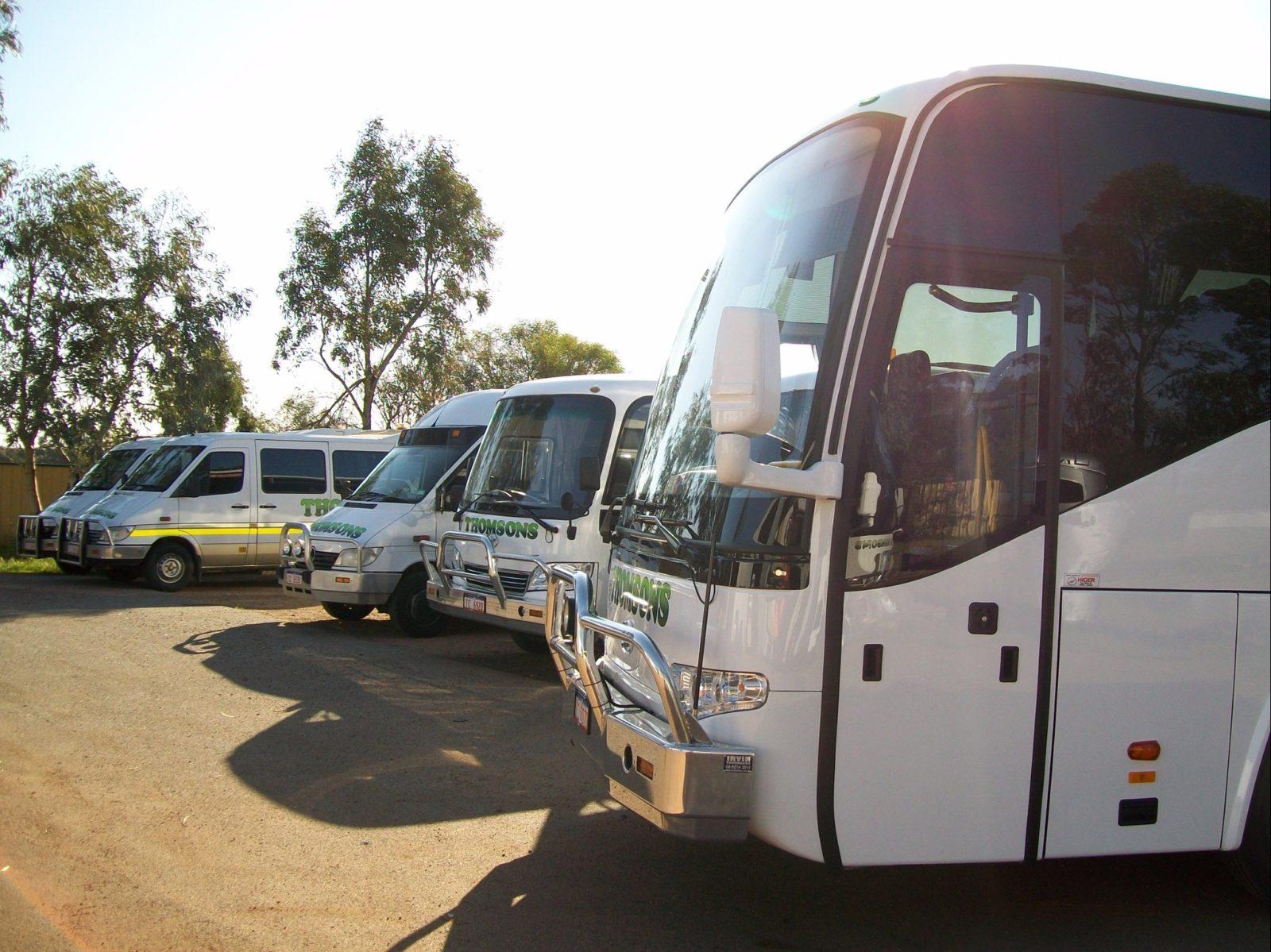 Thomson Coachlines, Gosnells, Western Australia