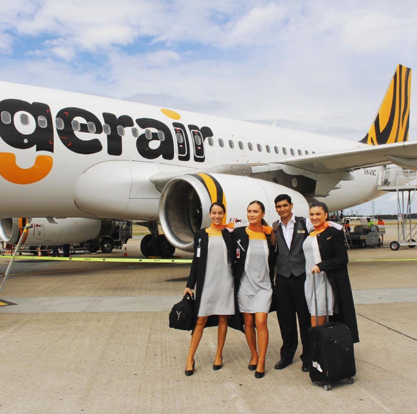 Tigerair Australia, Perth, Western Australia