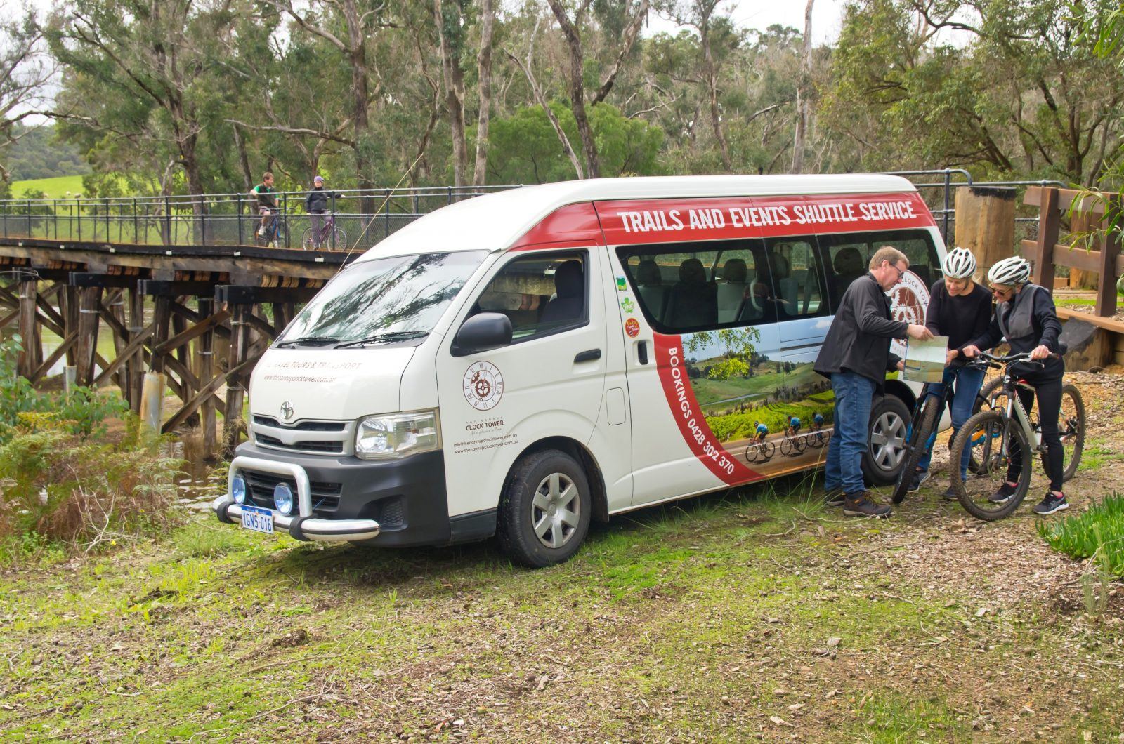 Time Travel Tours and Transport, Nannup, Western Australia