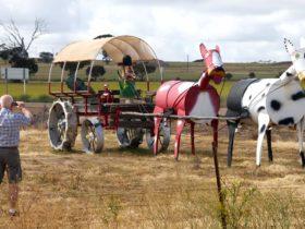 Tin Horse Highway, Kulin, Western Australia