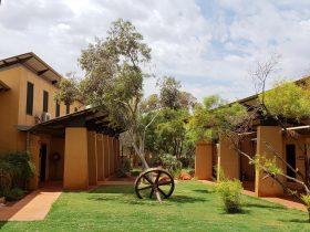 Tjulyuru Regional Art Gallery, Warburton, Western Australia