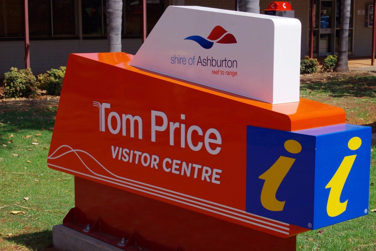 Tom Price Visitor Centre, Western Australia