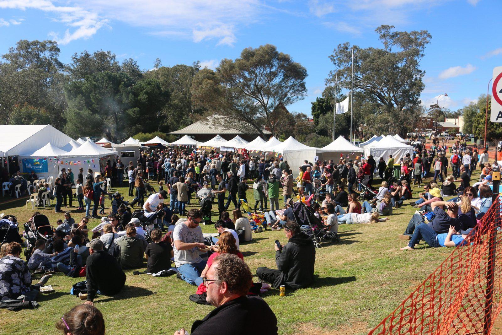 Toodyay International Food Festival, Toodyay, Western Australia