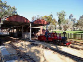Toodyay Miniature Railway, Toodyay, Western Australia