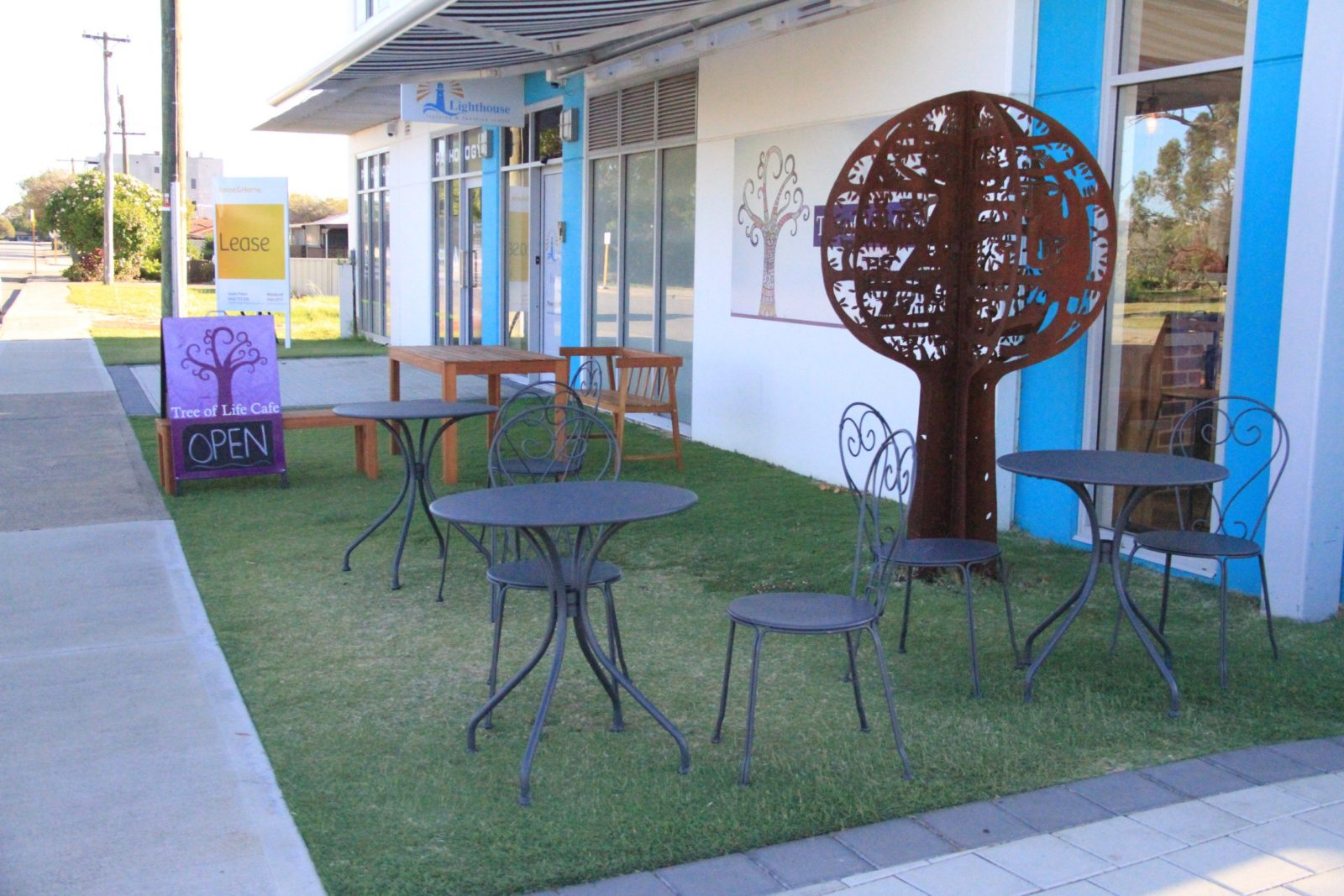 Tree of Life Cafe, Mandurah, Western Australia