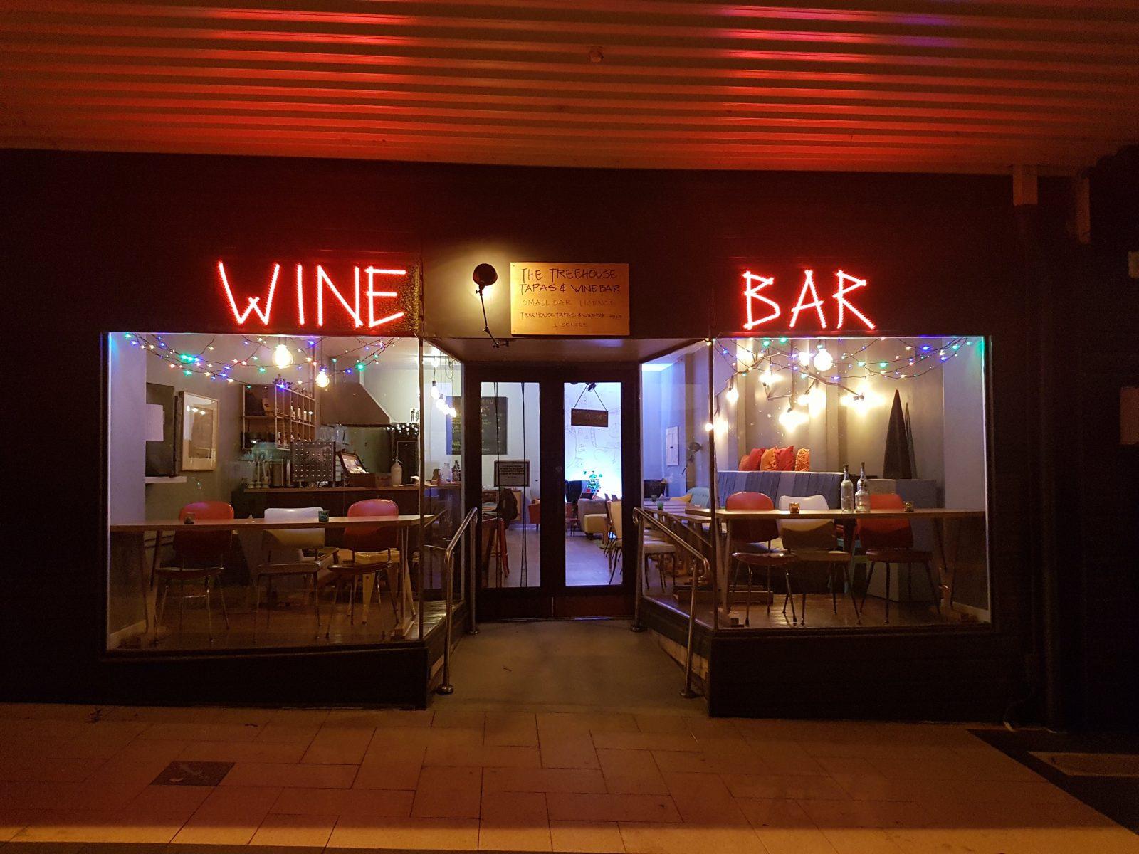 Treehouse Tapas and Wine Bar, Pemberton, Western Australia
