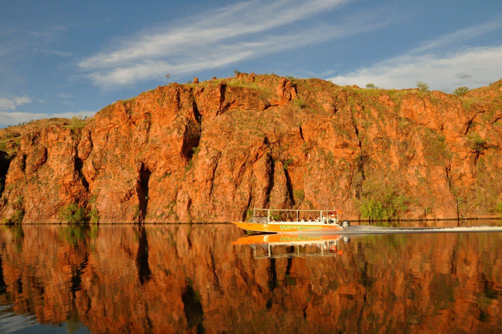 Triple J Tours, Kununurra, Western Australia