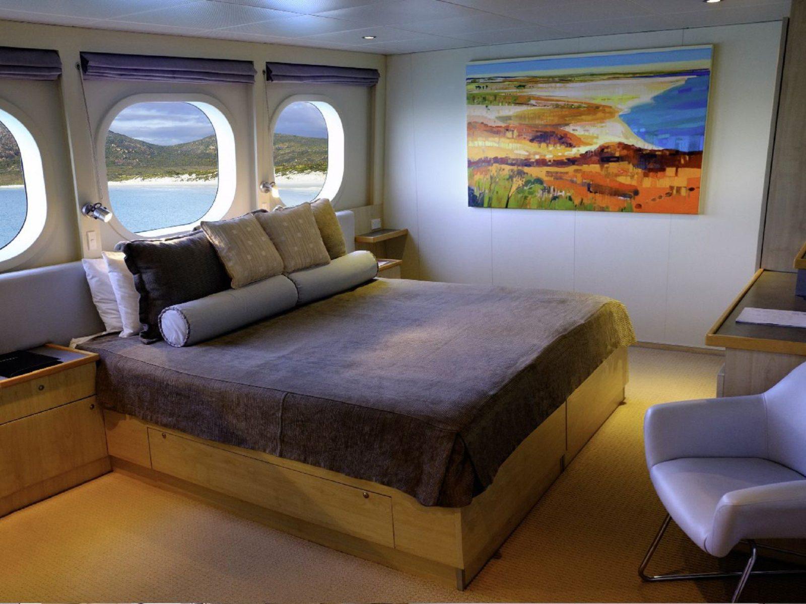 True North, Explorer Class Stateroom Cabin, Western Australia