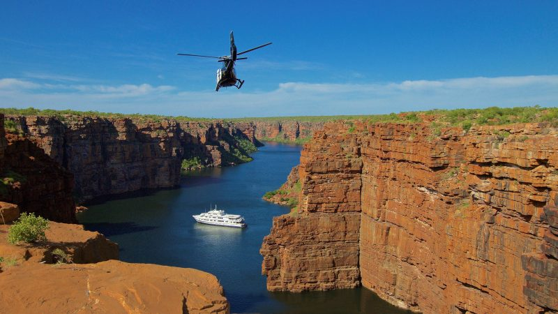 True North Adventure Cruises, Broome, Western Australia