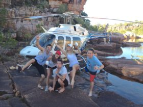 Truenorth Helicopters, Kununurra, Western Australia