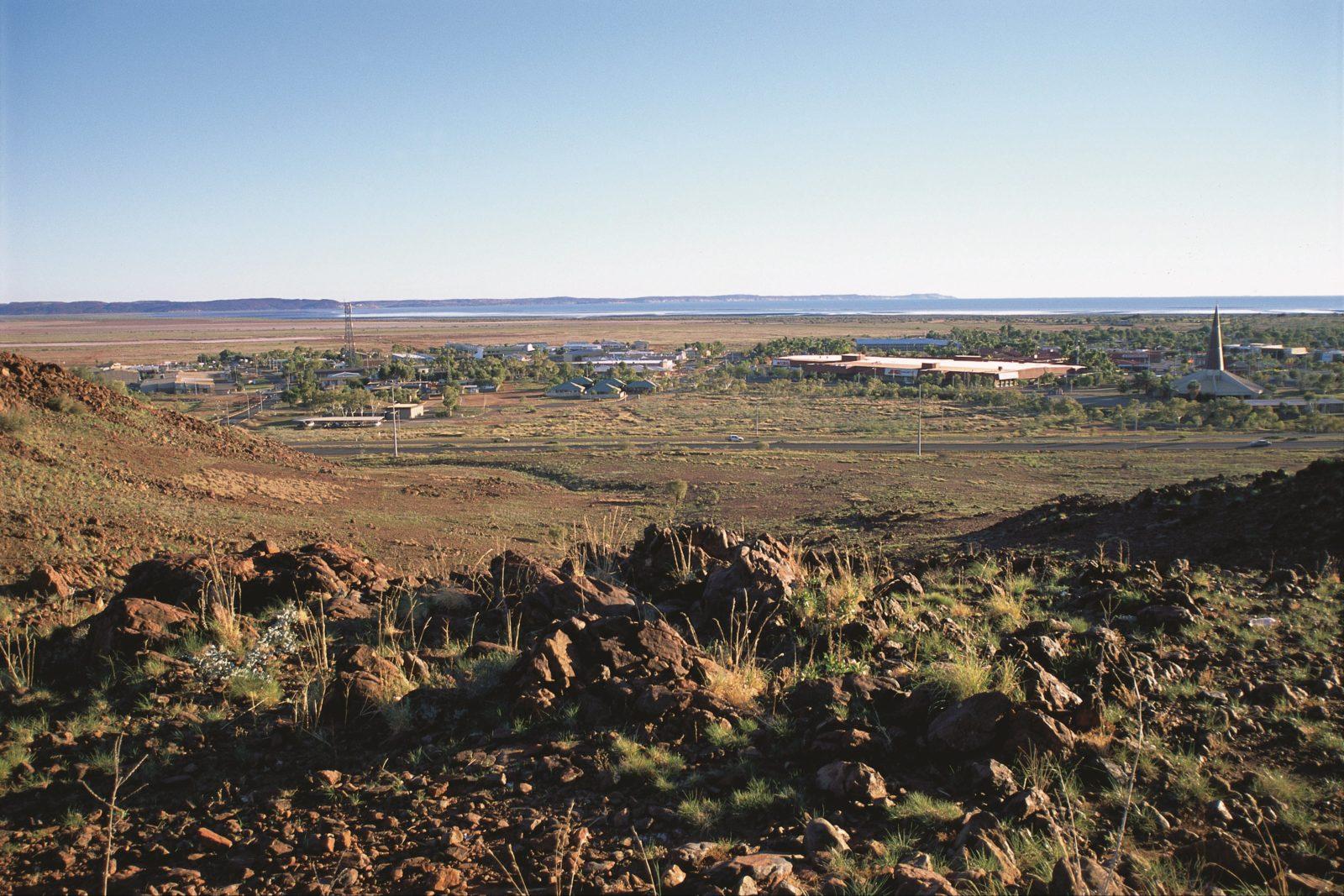 TV Hill Lookout, Karratha, Western Australia