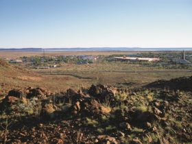TV Hill Lookout, Karratha, Western Australia