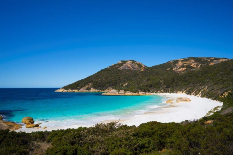 Two Peoples Bay Nature Reserve, Albany, Western Australia