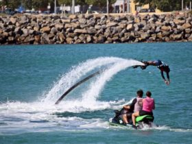 Ultimate Watersports, Exmouth, Western Australia