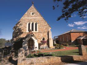 Uniting Church - York, York, Western Australia