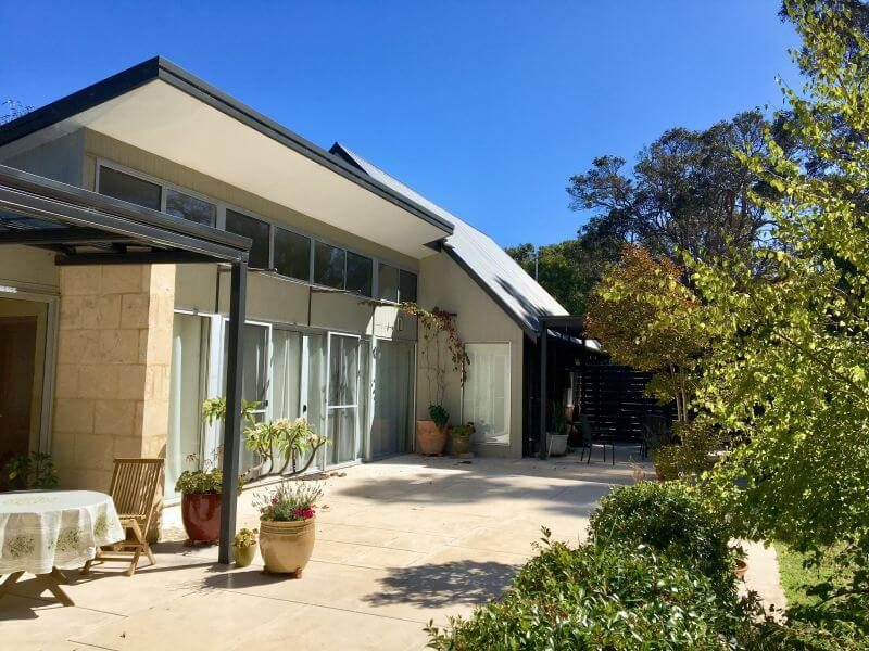 Wilderness House, Margaret River- Bed and Breakfast