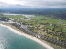 Vasse-Wonnerup Estuary, Busselton, Western Australia