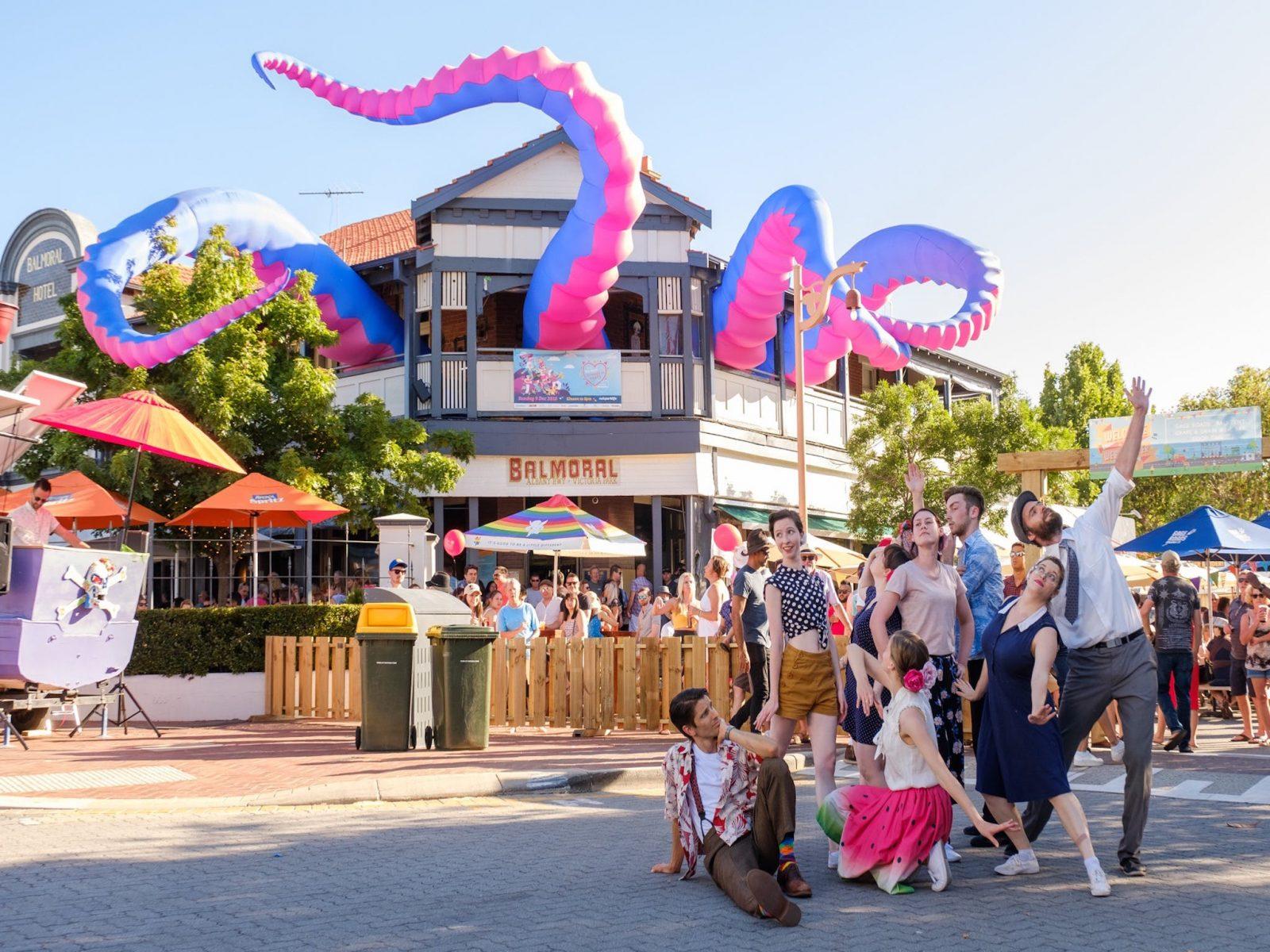 Vic Park Summer Street Party, Victoria Park, Western Australia