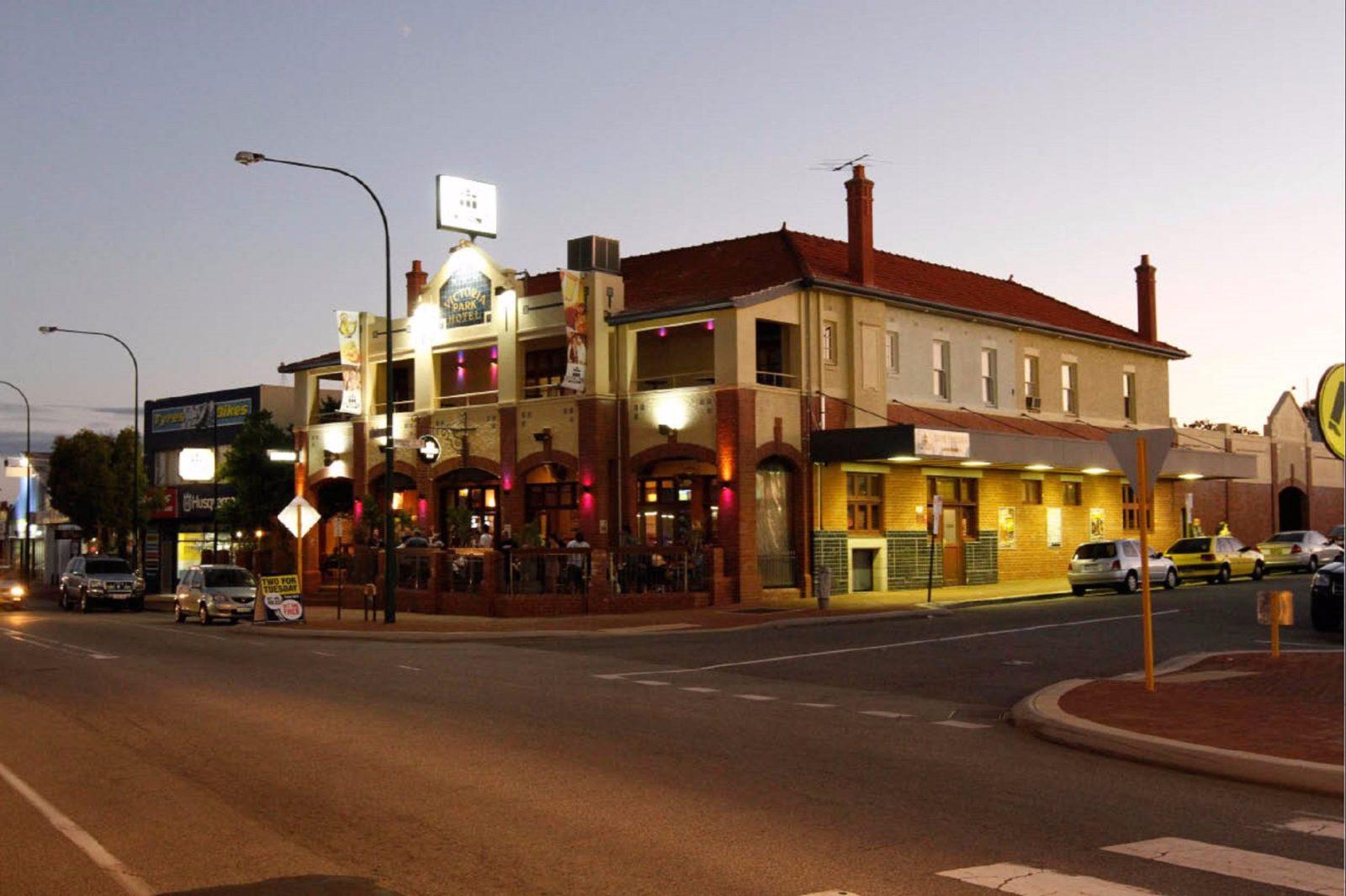Victoria Park, Western Australia.