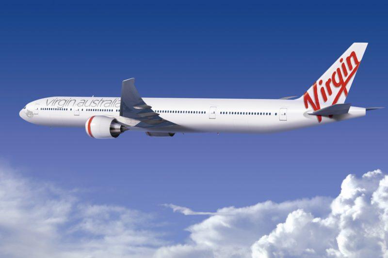 Virgin Australia, Perth, Western Australia