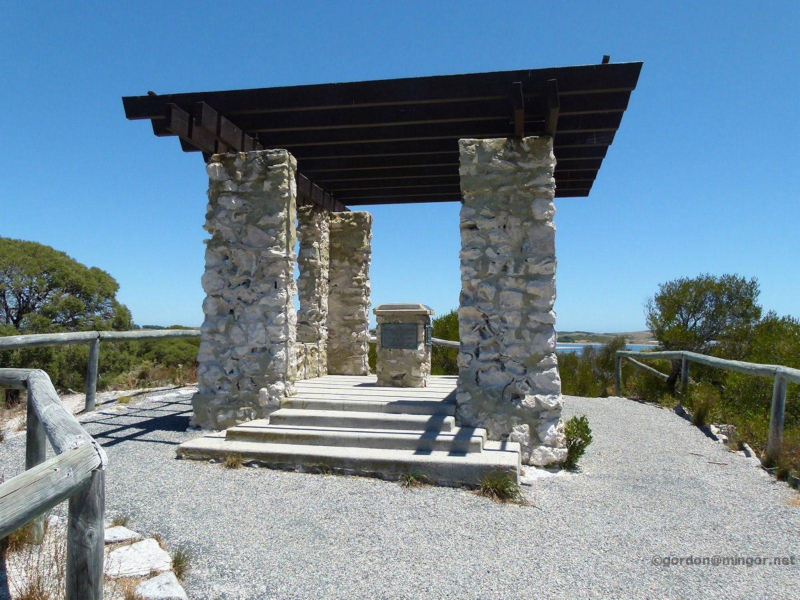 Vlamingh Lookout, Rottnest Island, Western Australia